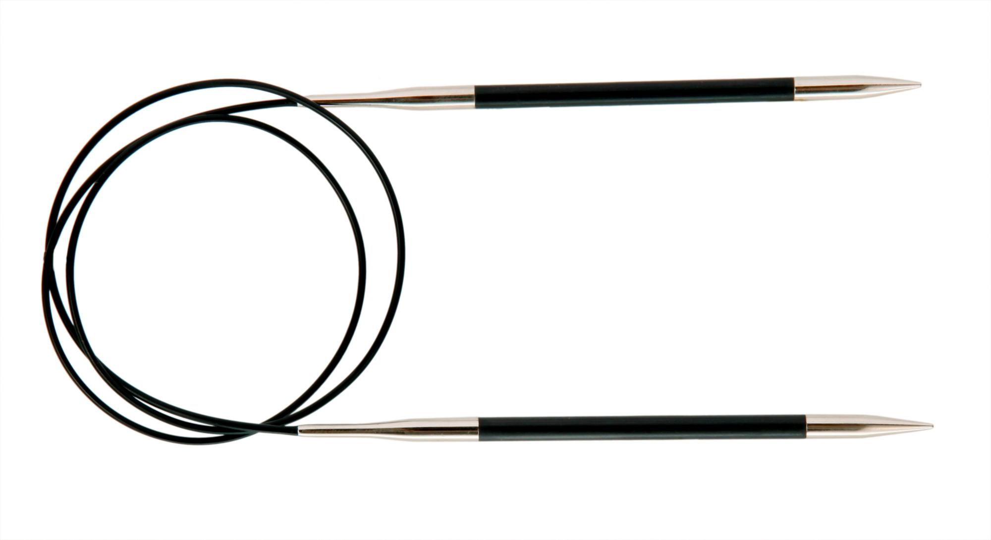 Спицы круговые 80 см Karbonz KnitPro, 41189, 4.50 мм
