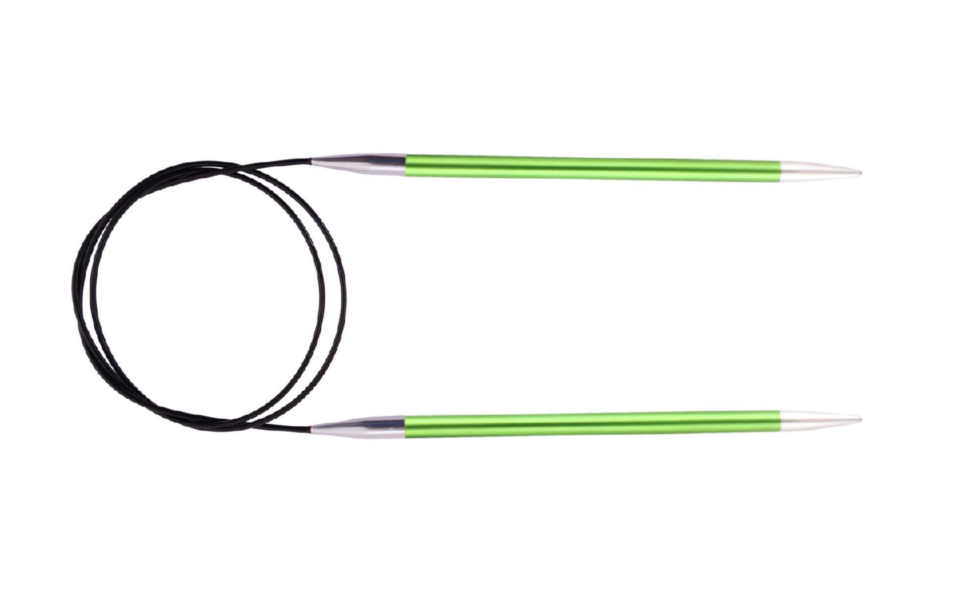 Спицы круговые 80 см Zing KnitPro, 47127, 3.50 мм