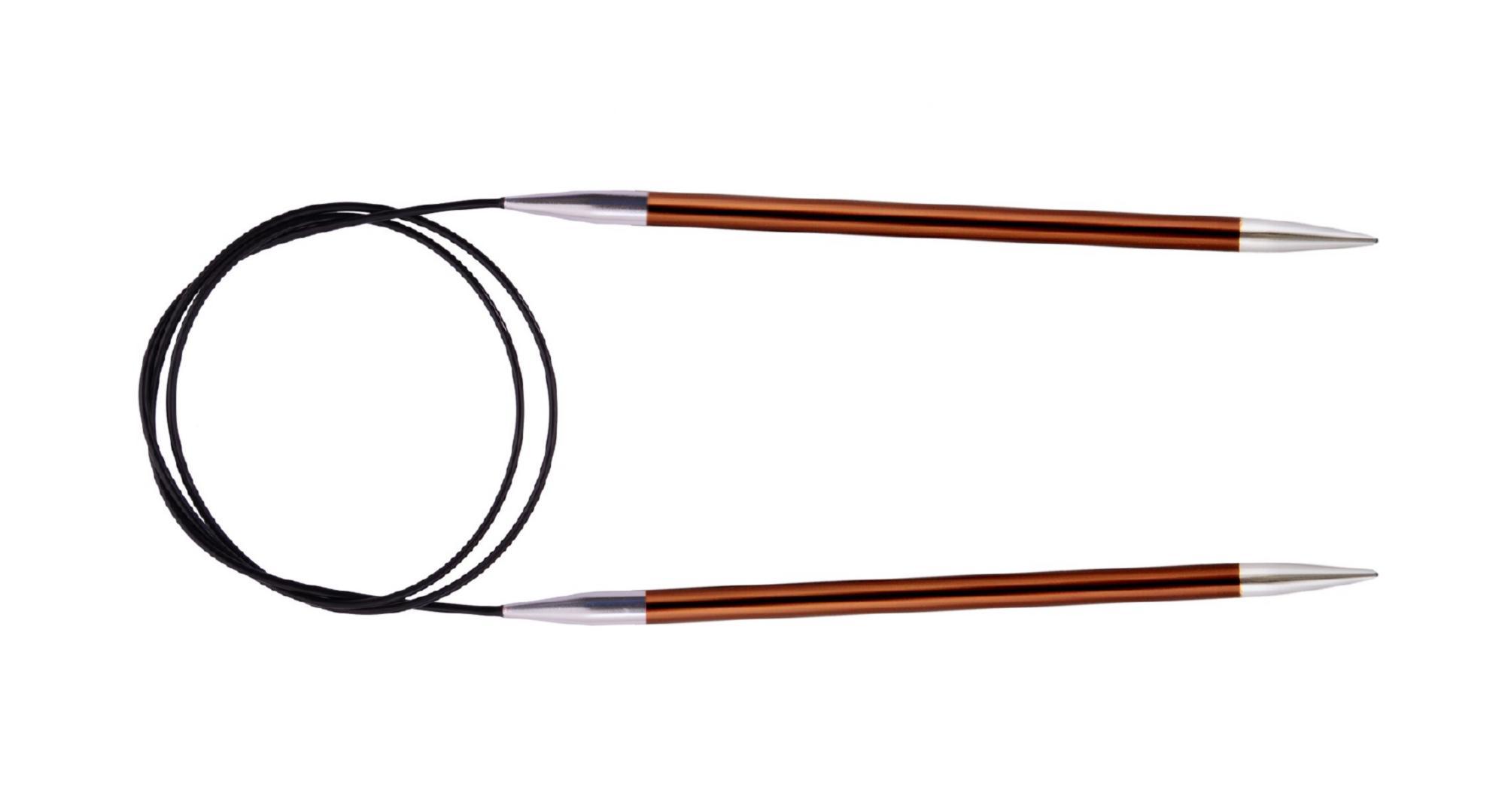 Спицы круговые 80 см Zing KnitPro, 47132, 5.50 мм