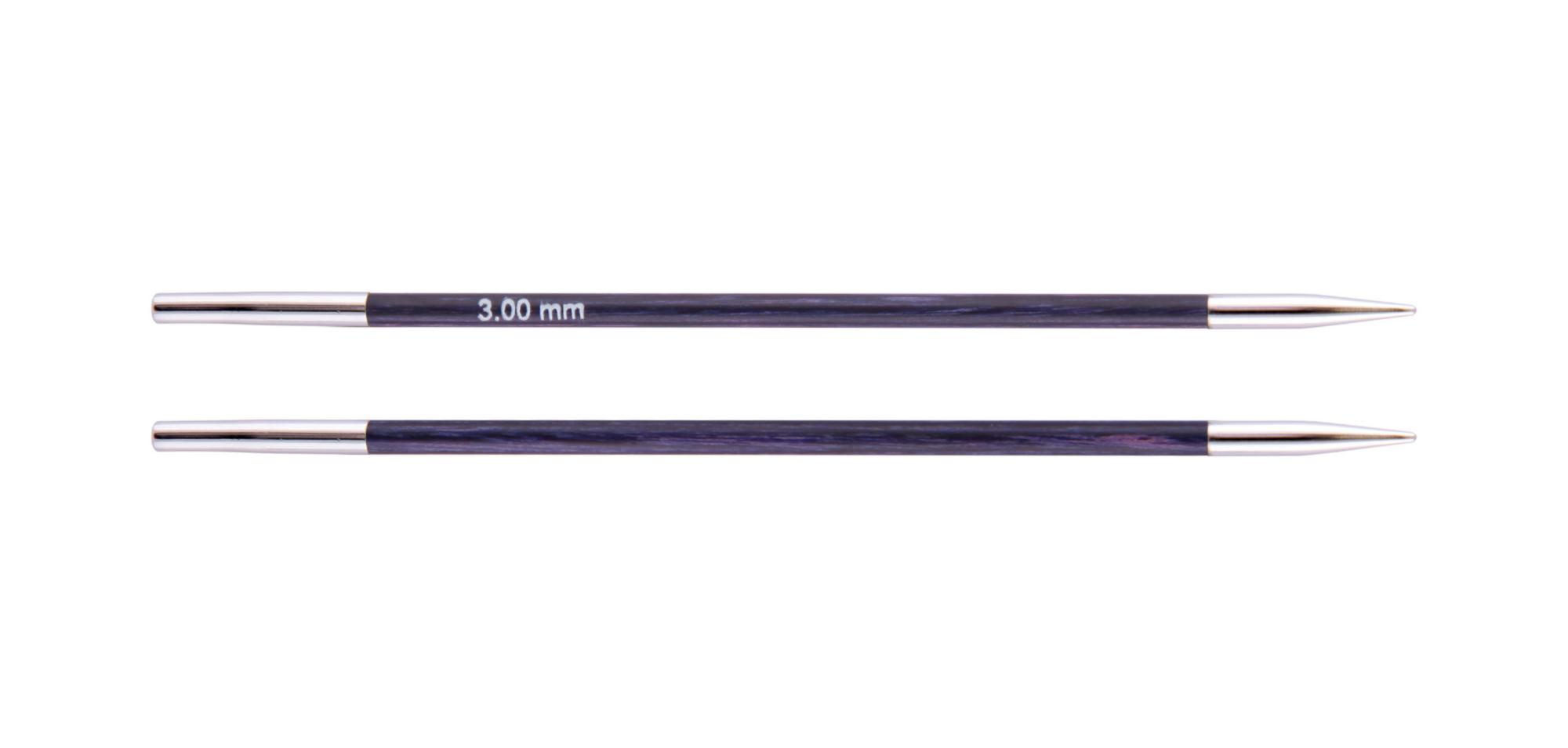 Спицы съемные короткие Royale KnitPro, 29271, 3.00 мм