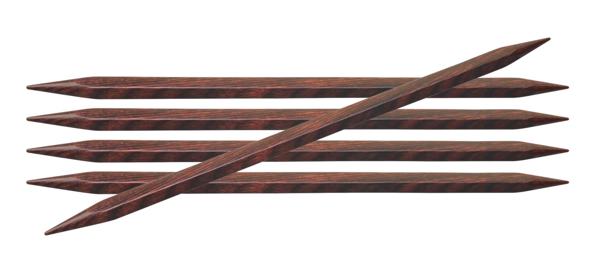 Спицы носочные 20 см Cubics Symfonie-Rose KnitPro, 25114 5.00 мм