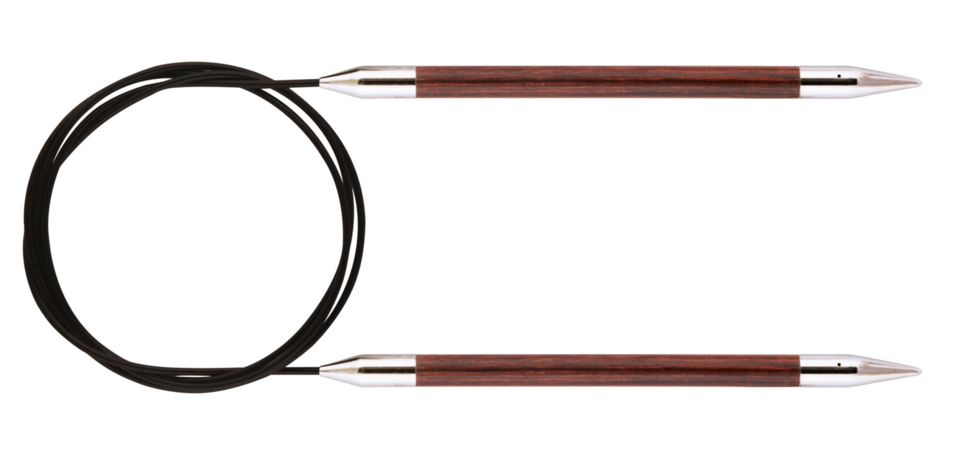 Спицы круговые 80 см Royale KnitPro, 29101, 7.00 мм