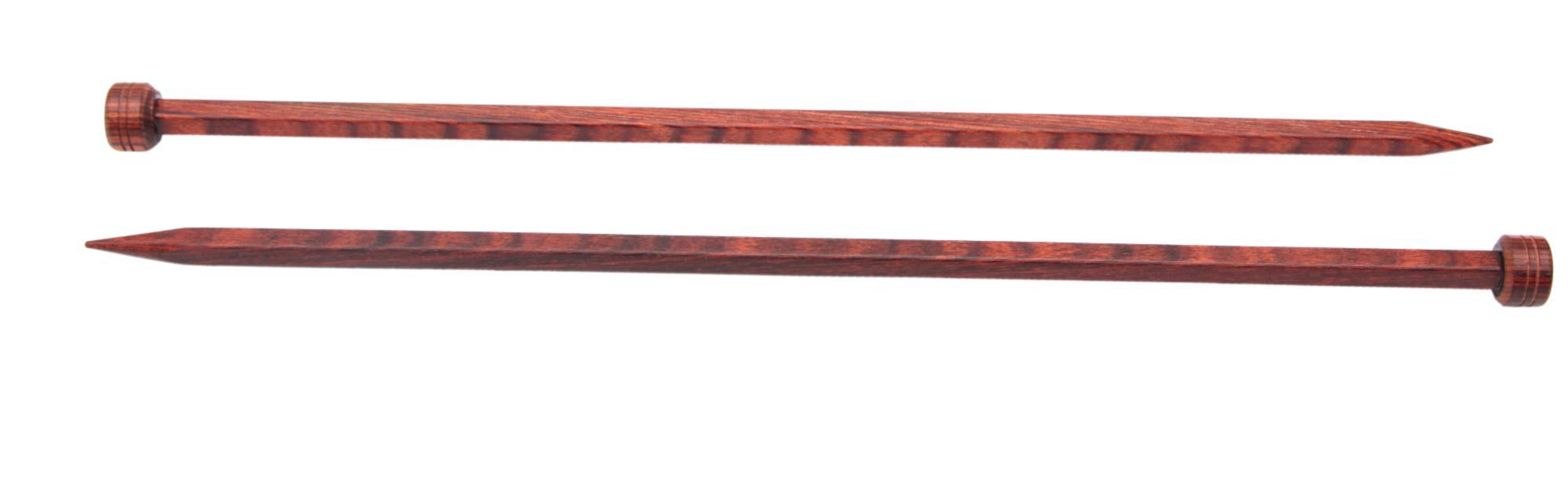 Спицы прямые 25 см Cubics Symfonie-Rose KnitPro, 25241, 6.50 мм