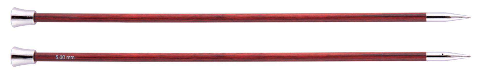 Спицы прямые 40 см Royale KnitPro, 29237, 5.00 мм