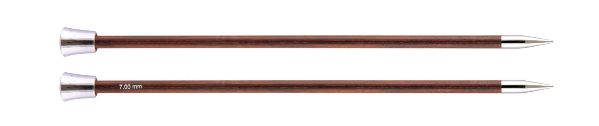 Спицы прямые 40 см Royale KnitPro, 29241, 7.00 мм