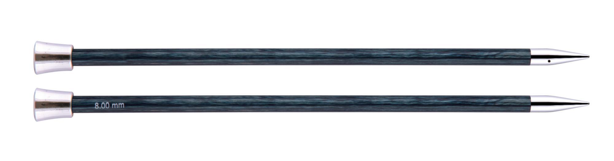 Спицы прямые 40 см Royale KnitPro, 29242, 8,00 мм