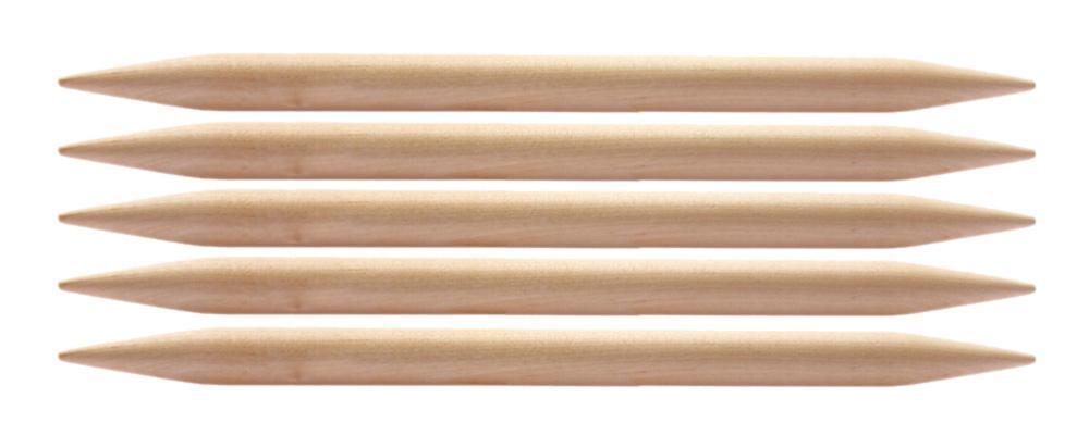 Спицы носочные 20 см Basix Birch Wood KnitPro, 35127, 12.00 мм