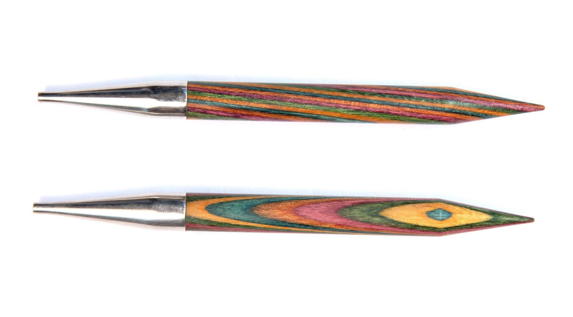 Спицы съемные Symfonie Wood KnitPro, 20412, 12.00 мм