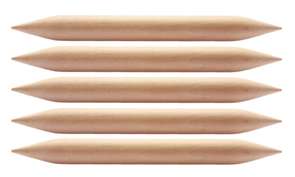 Спицы носочные 20 см Jumbo Birch KnitPro, 35129, 20.00 мм