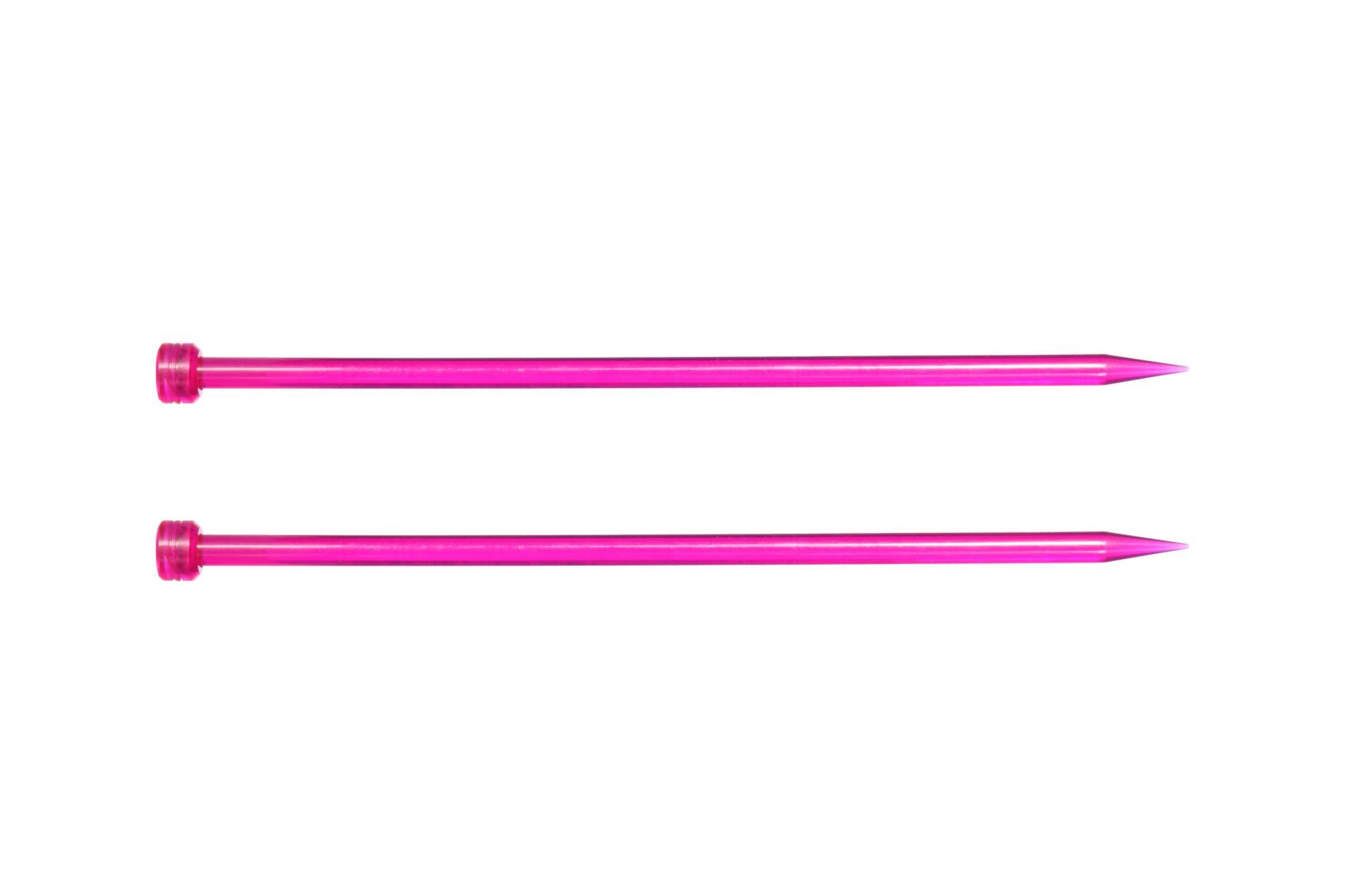 Спицы прямые 25 см Trendz KnitPro, 51178, 8.00 мм