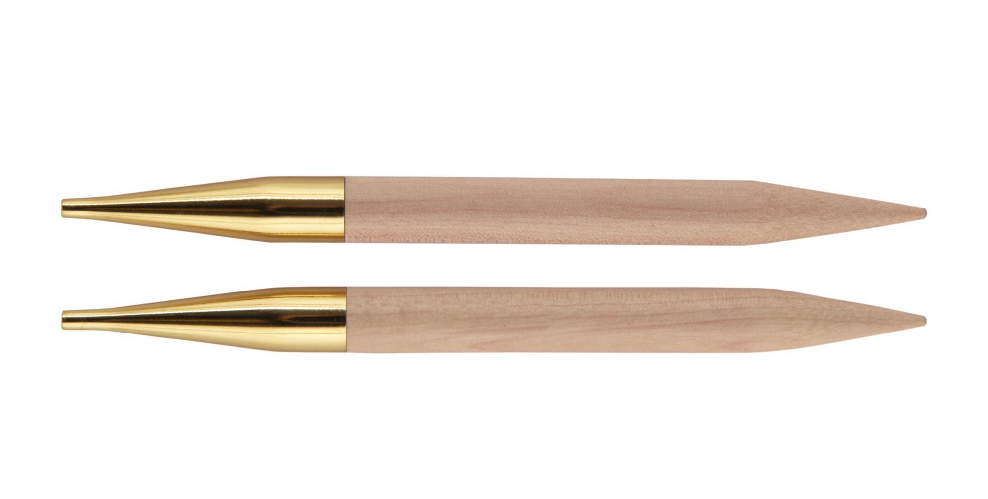Спицы съемные Basix Birch Wood KnitPro, 35644, 10.00 мм