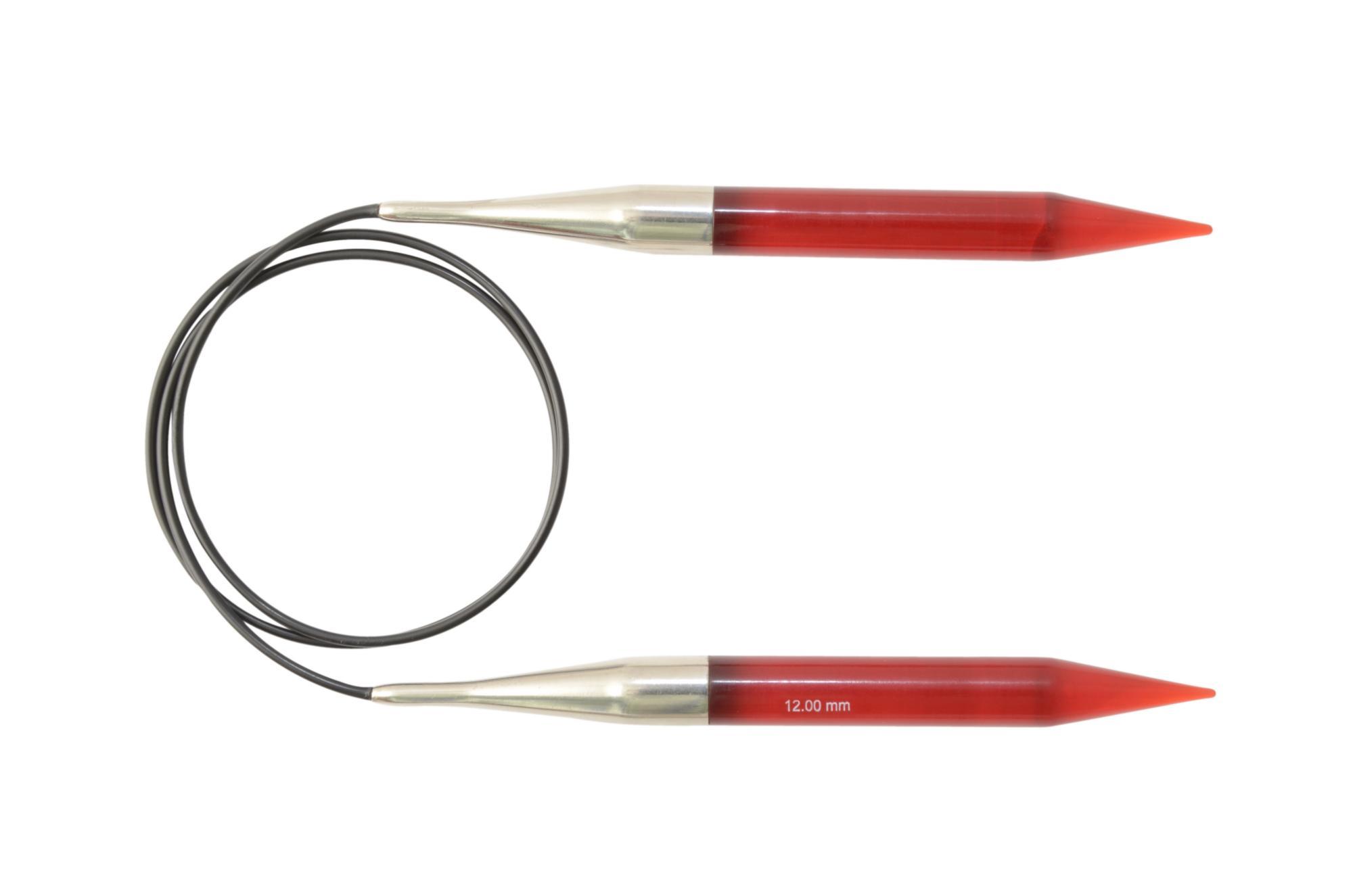 Спицы круговые 100 см Trendz KnitPro, 51123, 12.00 мм
