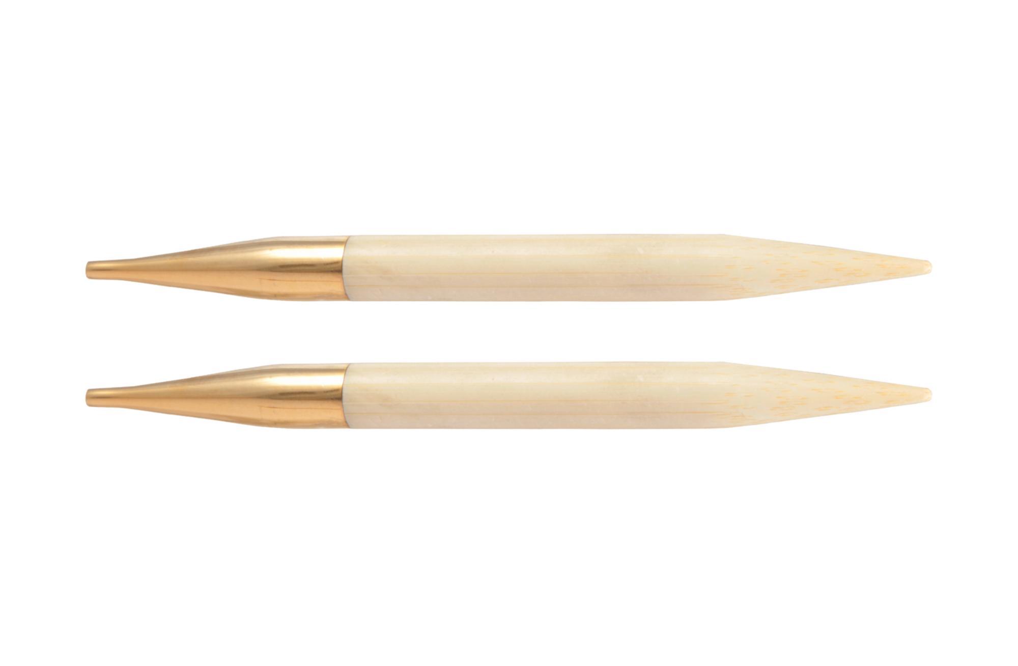Спицы съёмные Bamboo KnitPro, 22410, 8.00 мм