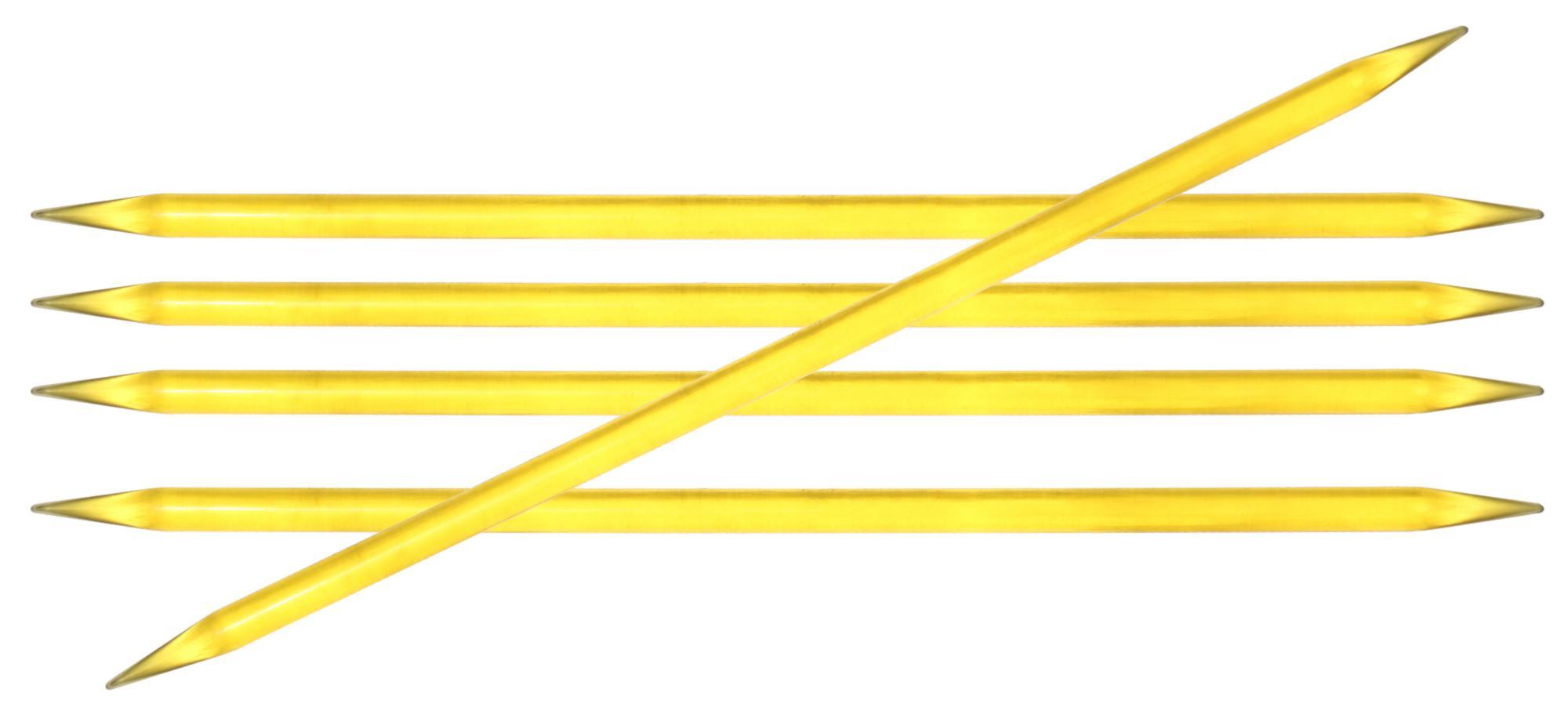 Спицы носочные 15 см Trendz KnitPro, 51007, 6.00 мм