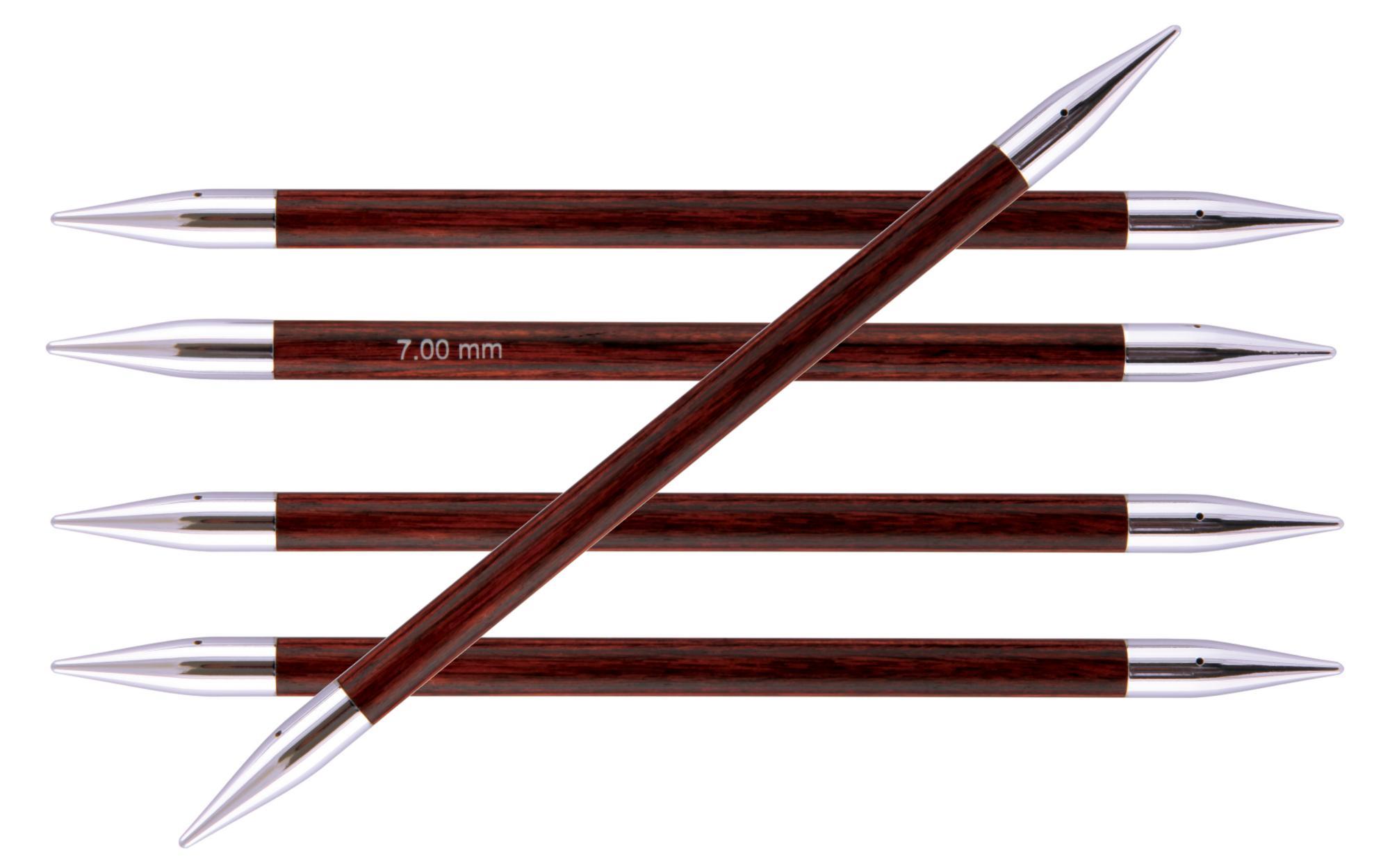 Спицы носочные 20 см Royale KnitPro, 29043, 7.00 мм