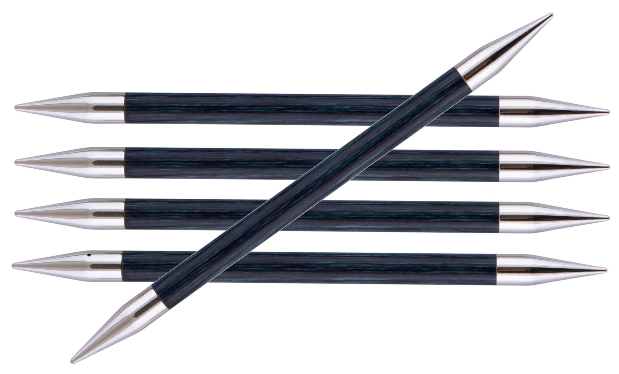 Спицы носочные 15 см Royale KnitPro, 29016, 8.00 мм