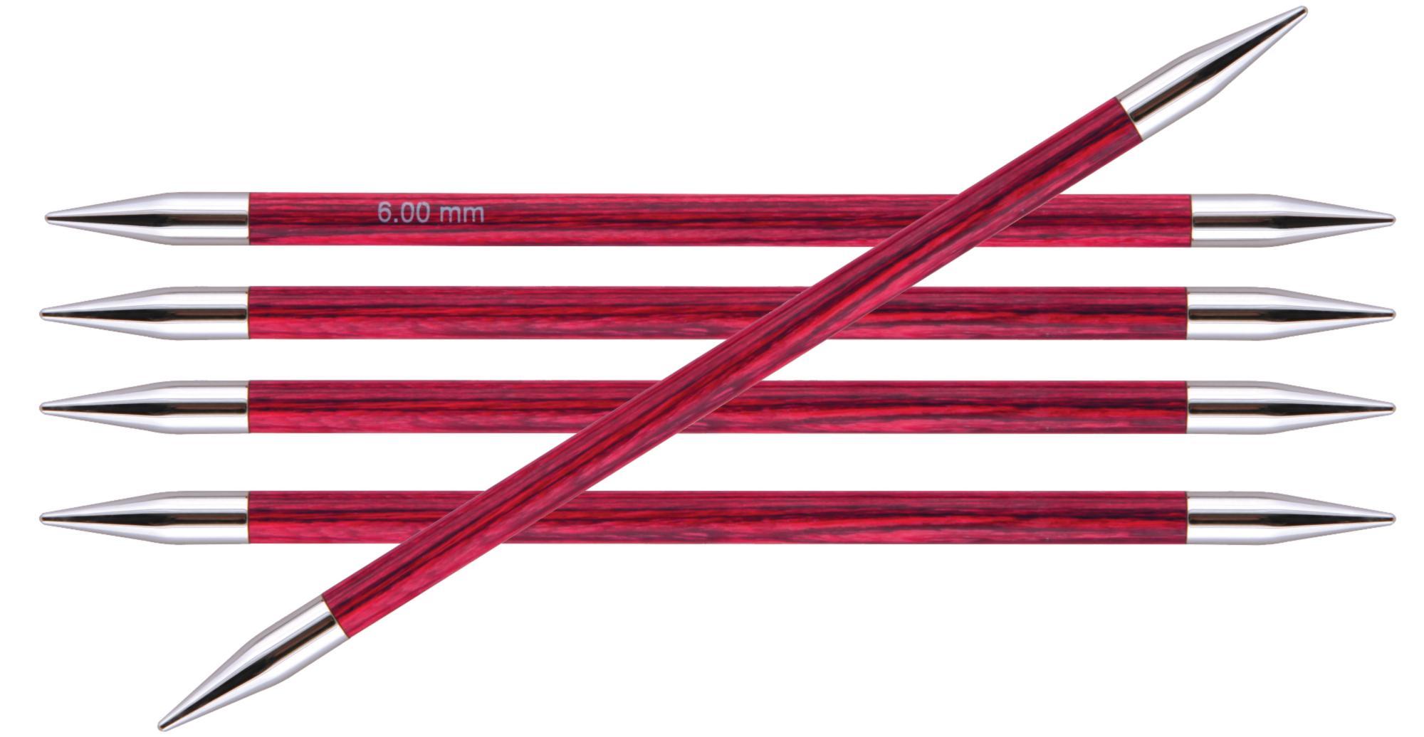 Спицы носочные 15 см Royale KnitPro, 29013, 6.00 мм