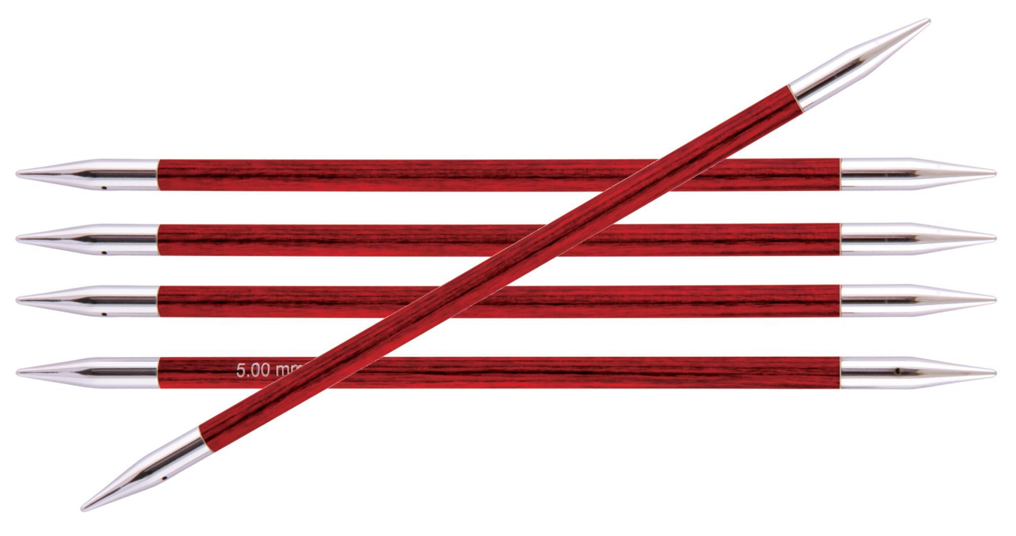 Спицы носочные 15 см Royale KnitPro, 29011, 5.00 мм