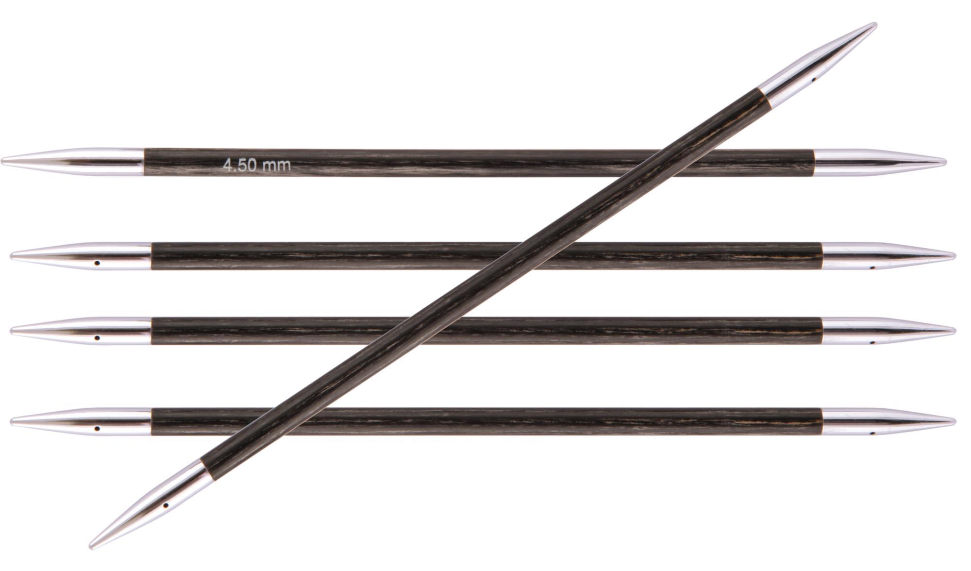 Спицы носочные 15 см Royale KnitPro, 29010, 4.50 мм