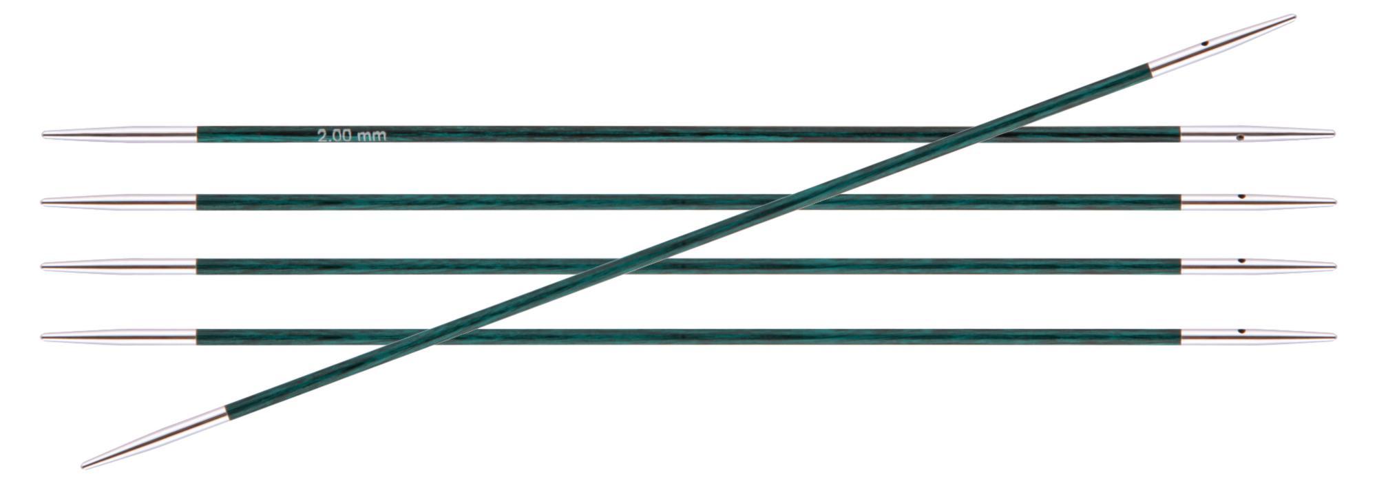 Спицы носочные 15 см Royale KnitPro, 29001, 2.00 мм