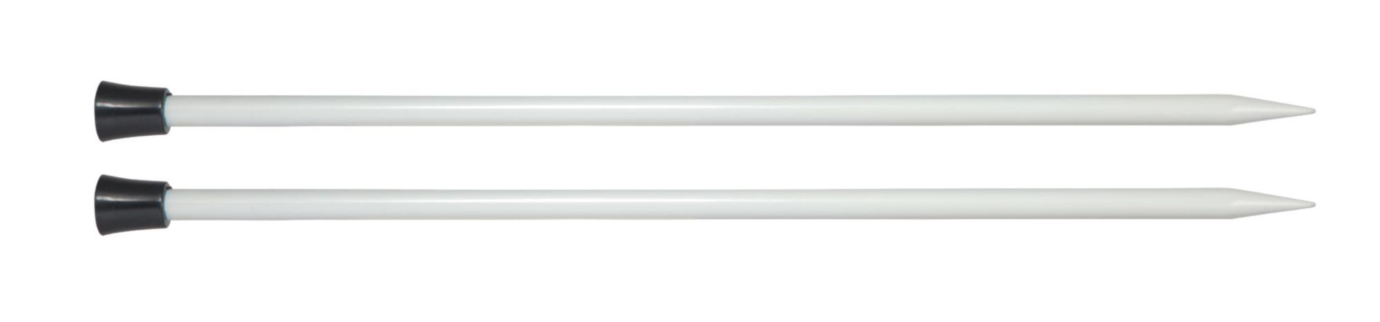 Спицы прямые 40 см Basix Aluminium KnitPro, 45287, 5.00 мм