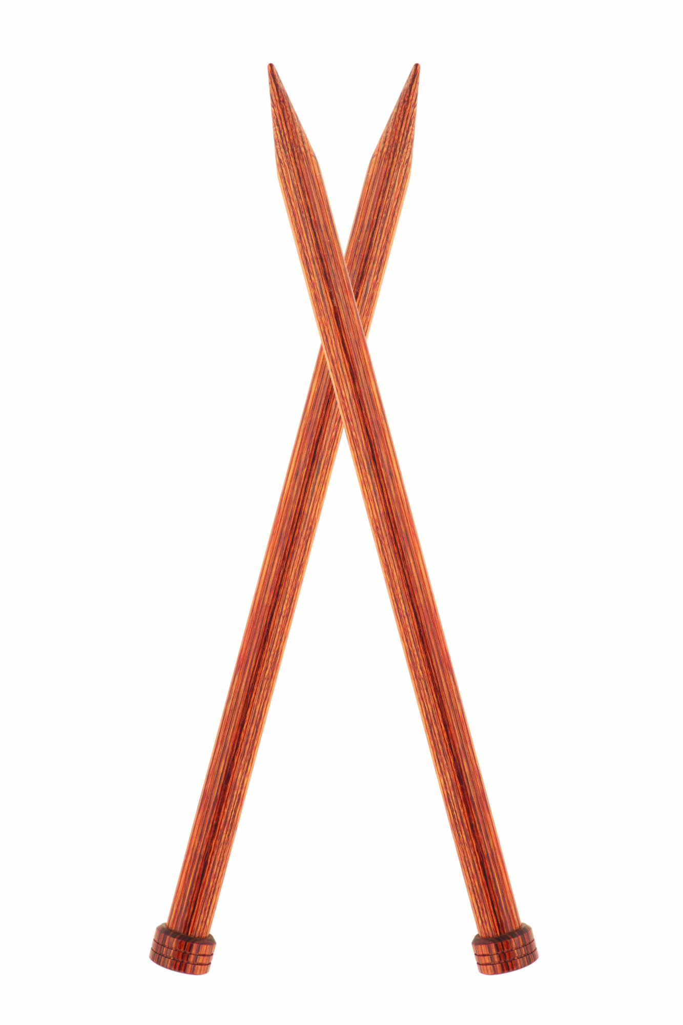 31167 Спицы прямые 5.00 мм - 30 см Ginger KnitPro