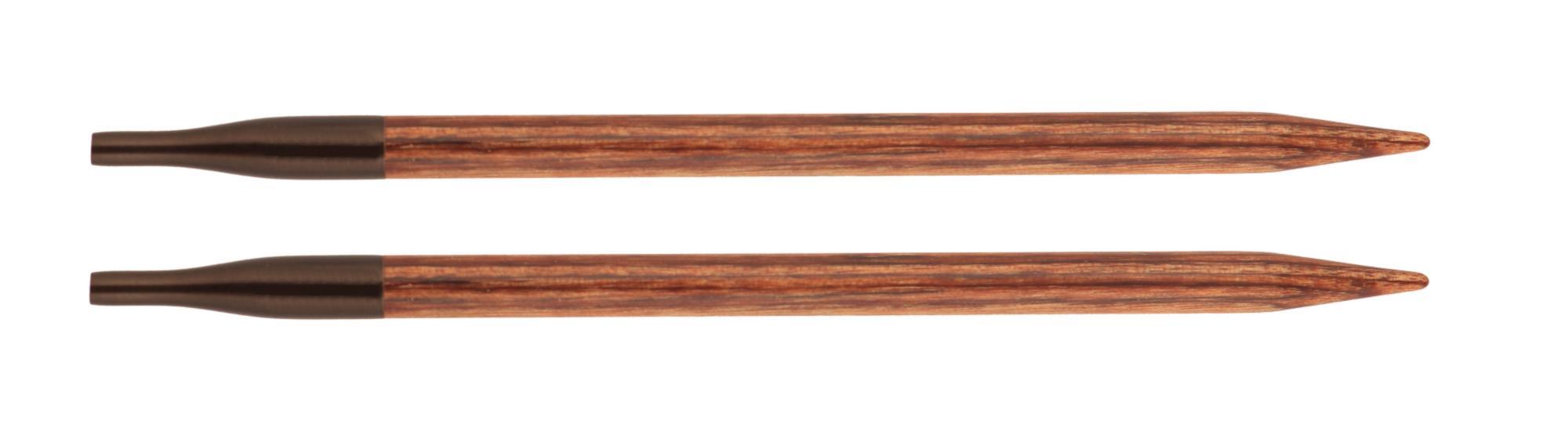 31223 Спицы съемные короткие 3.50 мм Ginger KnitPro