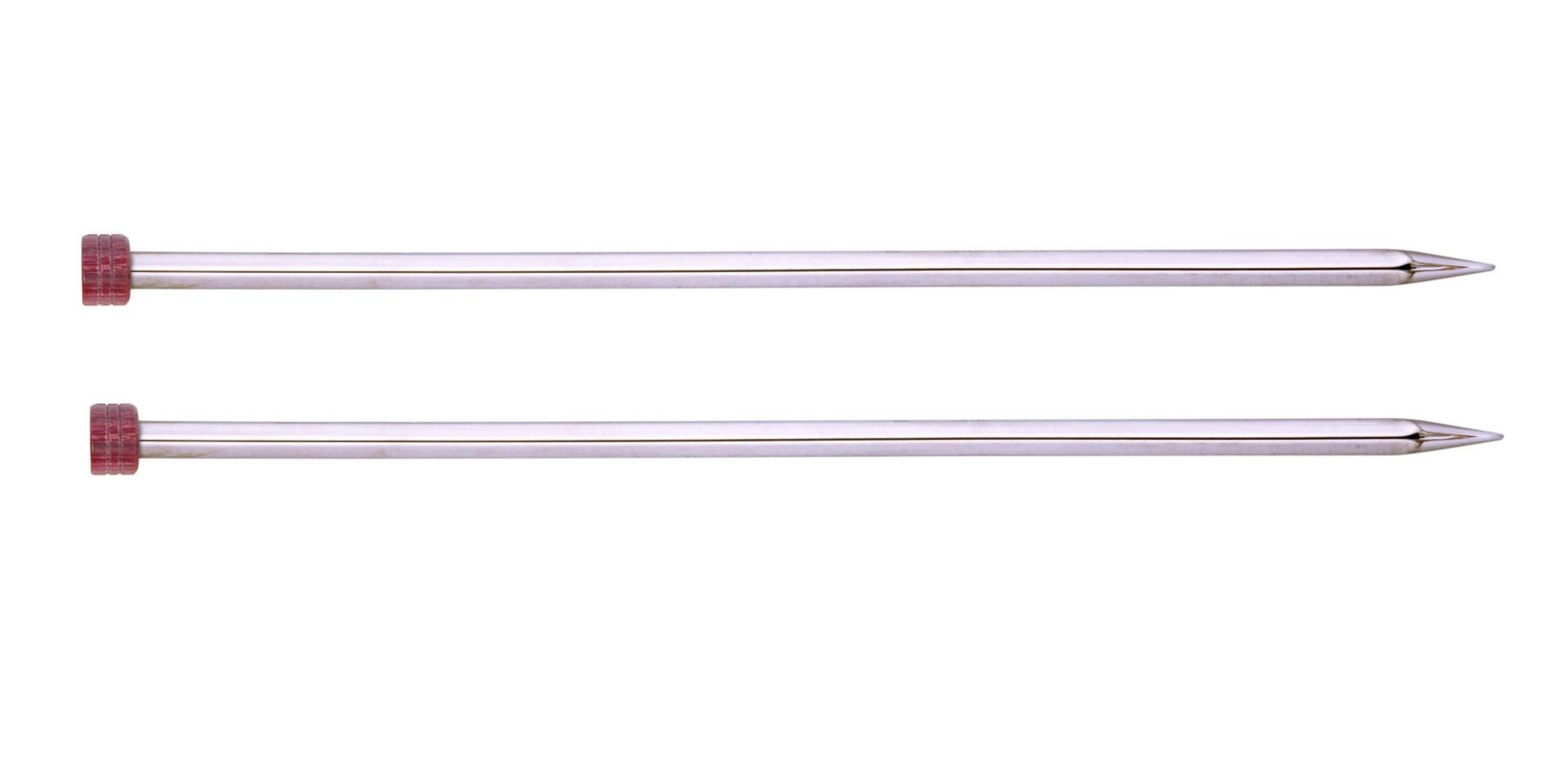 Спицы прямые 35 см Nova Cubics KnitPro, 12304, 8.00 мм