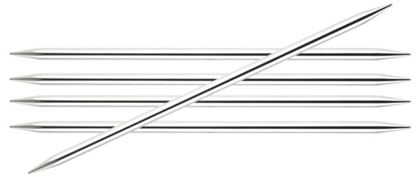 Спицы носочные 10 см Nova Metal KnitPro, 10126, 2.25 мм