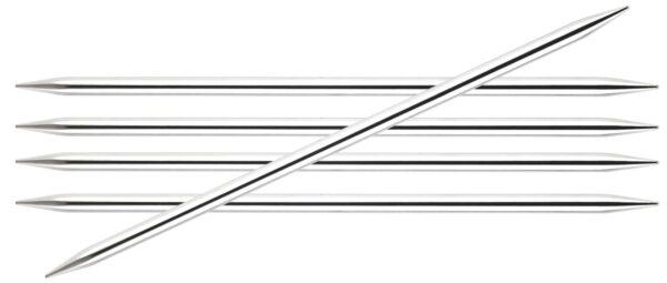 Спицы носочные 20 см Nova Metal KnitPro, 10114, 6.50 мм