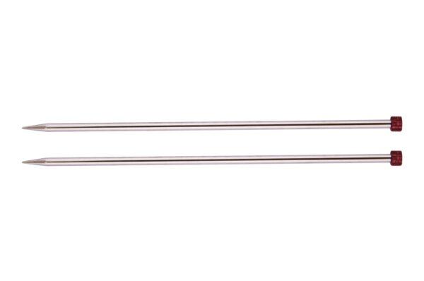Спицы прямые 25 см Nova Metal KnitPro, 10212, 10.00 мм