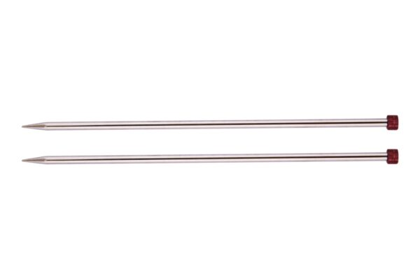 Спицы прямые 40 см Nova Metal KnitPro, 10259, 6.00 мм