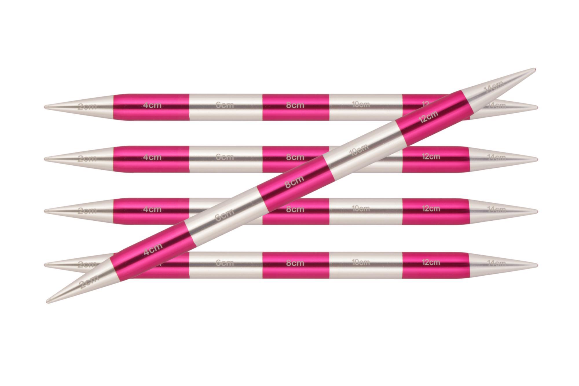 42005 Спицы носочные 3.00 мм - 14 см Smartstix KnitPro