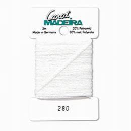 280/9724 Декоративная меттализированная тесьма Carat Madeira 4 мм*5м