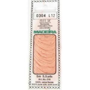 0304 Мулине Silk Madeira 5 m 4-х слойные 100% шелк