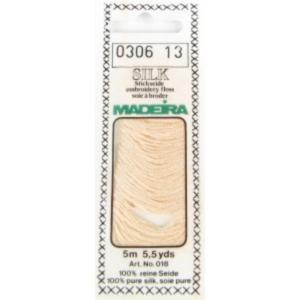 0306 Мулине Silk Madeira 5 m 4-х слойные 100% шелк