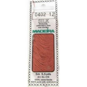0402 Мулине Silk Madeira 5 m 4-х слойные 100% шелк