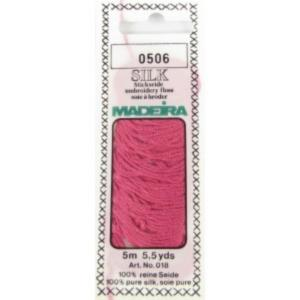 0506 Мулине Silk Madeira 5 m 4-х слойные 100% шелк