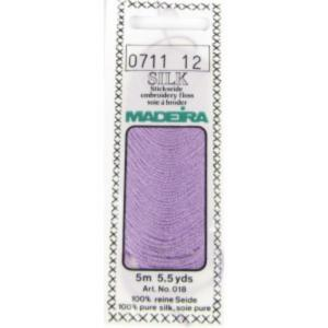 0711 Мулине Silk Madeira 5 m 4-х слойные 100% шелк
