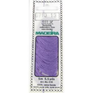 0713 Мулине Silk Madeira 5 m 4-х слойные 100% шелк