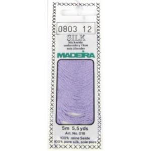 0803 Мулине Silk Madeira 5 m 4-х слойные 100% шелк