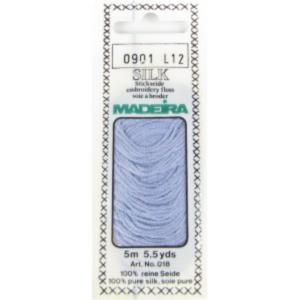 0901 Мулине Silk Madeira 5 m 4-х слойные 100% шелк