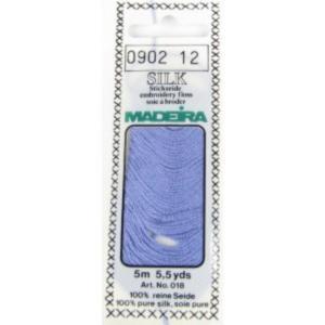 0902 Мулине Silk Madeira 5 m 4-х слойные 100% шелк