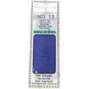 0903 Мулине Silk Madeira 5 m 4-х слойные 100% шелк