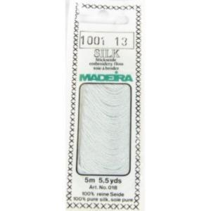1001 Мулине Silk Madeira 5 m 4-х слойные 100% шелк