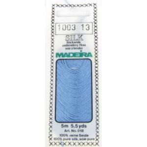 1003 Мулине Silk Madeira 5 m 4-х слойные 100% шелк