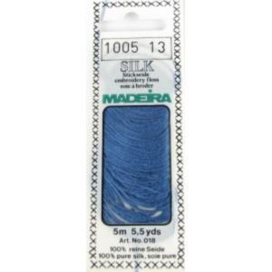 1005 Мулине Silk Madeira 5 m 4-х слойные 100% шелк