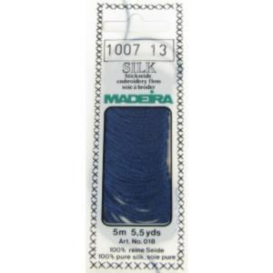 1007 Мулине Silk Madeira 5 m 4-х слойные 100% шелк