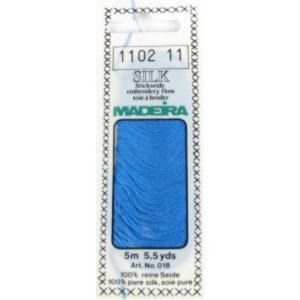 1102 Мулине Silk Madeira 5 m 4-х слойные 100% шелк