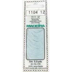 1104 Мулине Silk Madeira 5 m 4-х слойные 100% шелк